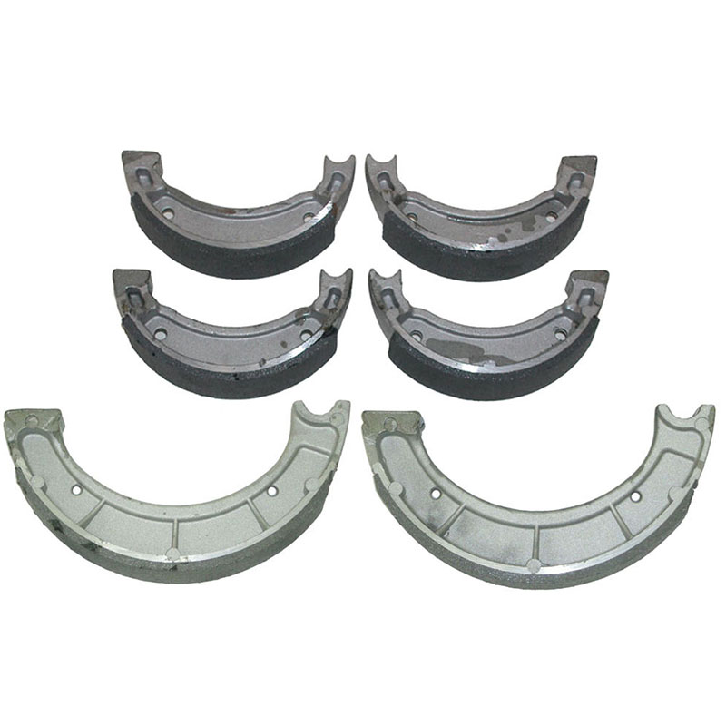 3 Sets Front & Rear Brake Shoes for Yamaha Timberwolf 250 2x4 YFB250 1992 1993 1994