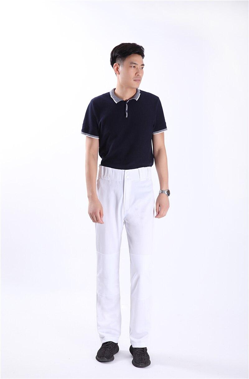 Men S Side Stripe Straight Casual High Waist Zipper