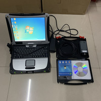 vas5054a original oki for audi scanner odis s4.4.10 oftware with laptop cf 19 toughbook diagnistic tool ready to work