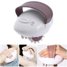 цена на 3D Electric Full Body Slimmer Massager Weight Loss Roller Cellulite Massage Device Fat Burner Spa Machine Machine Face Lift Tool