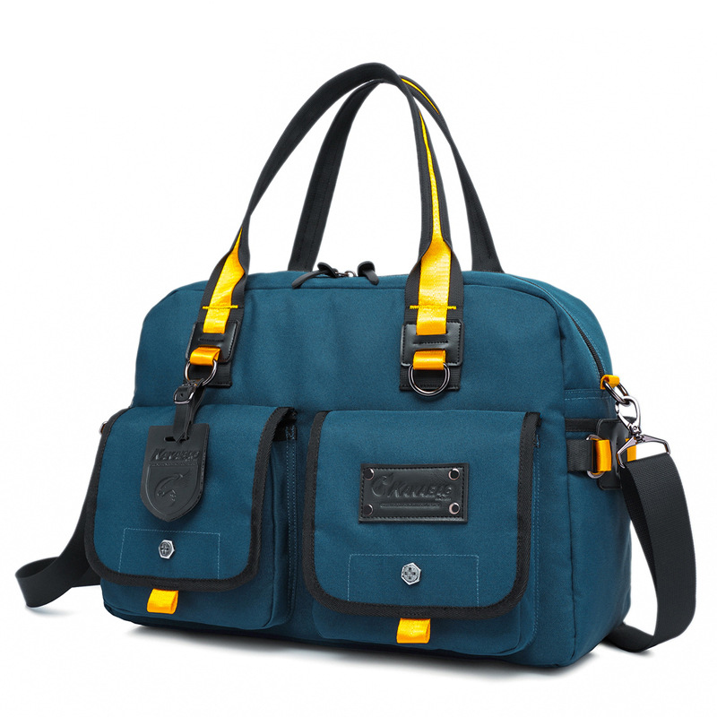 2018 New High Quality Men Bags Oxford Multi-Function Male Bag Men's Business Shoulder Bags Man Messenger Cross Body Handbags
