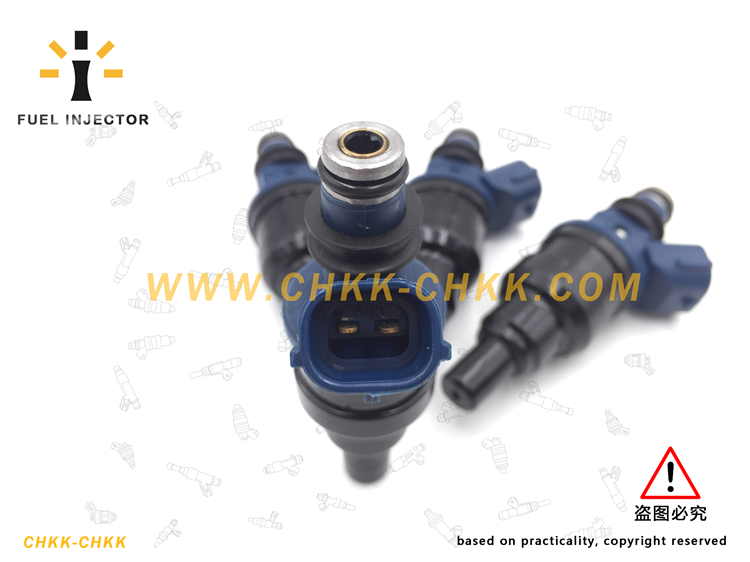 Spare Parts Fuel Injector Nozzle 23209-02030 23250-02030 For Toyota 1992 - 1997 Petrol 4AFE 1.6 X4 0280150439 23209-02030