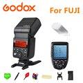 Godox V350F Вспышка Speedlite 2 4G Беспроводная X система ttl HSS литий-ионная батарея вспышка + Xpro-F триггер для камер Fujifilm Fuji DSRL