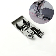 1pc Cloth Locking Edge Seaming Sewing Foot for Machine Metal Multi-function Household Accessories