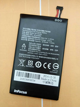 100% original for Foxconn InFocus M2 battery 2000mAh UP140008 new available infocus m2 battery