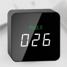 Portable PM2.5 Air Quality Monitor Home Indoor Laser Detector Smog Tester Meter USB Charging PM 2.5 Sensor Analyzer Instrument