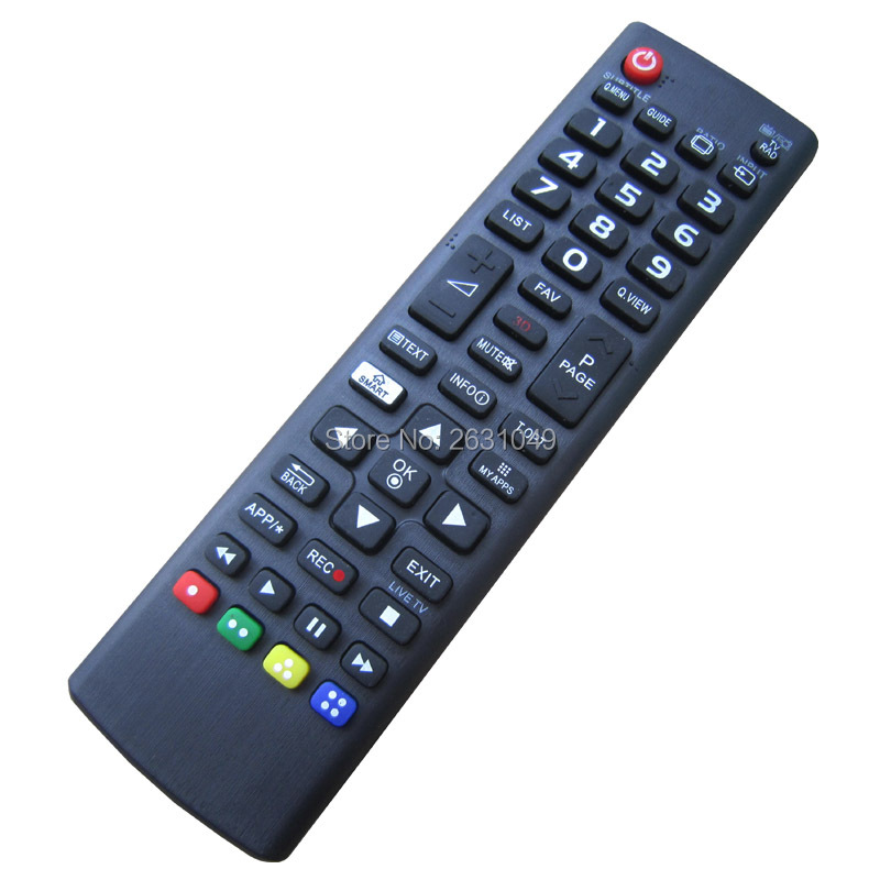 Replacement AKB73715601 Universal TV Remote Control New For LG 55LA690V 55LA691V