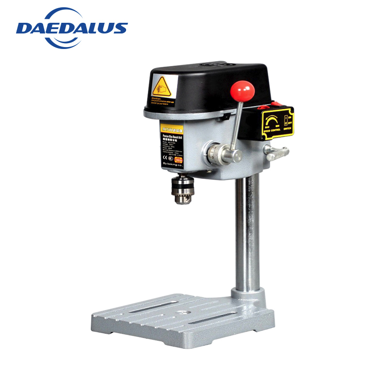 340W Drilling 5158 Series Drill Press Bench Table Drill Stand Table Clamp Mini Drilling Machine Variable