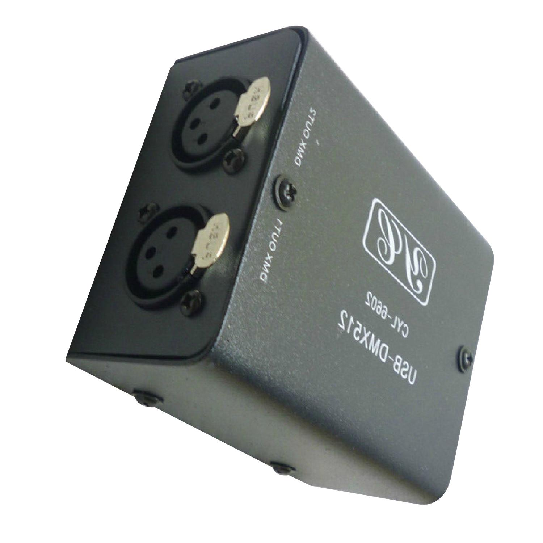 512 canaux USB à DMX DMX512 lumière LED DMX-stade contrôleur d'éclairage Das lumière - 2