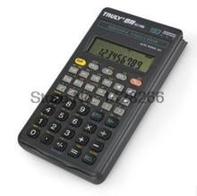 2016 Top Fashion Truly SC-118B Led Office Students Calculator Calculadora Scientific Calculations With 183 Functions