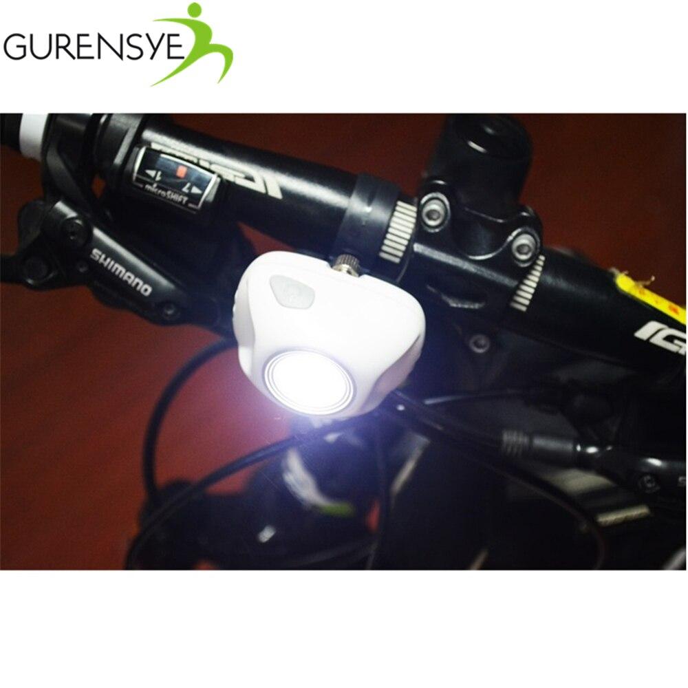 Ciclismo Bike Super Brillante Lámpara LED Frontal Luz de la Antorcha de La Linte