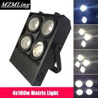4x 100 w Publikum Licht Warm Weiß Led Licht Led Outdoor/Flutlicht DJ/Bar/Party/ zeigen/Bühne Licht LED Bühne Maschine-in Bühnen-Lichteffekt aus Licht & Beleuchtung bei