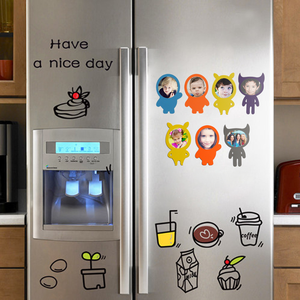 75+ Magnetic Photo Frame For Refrigerator