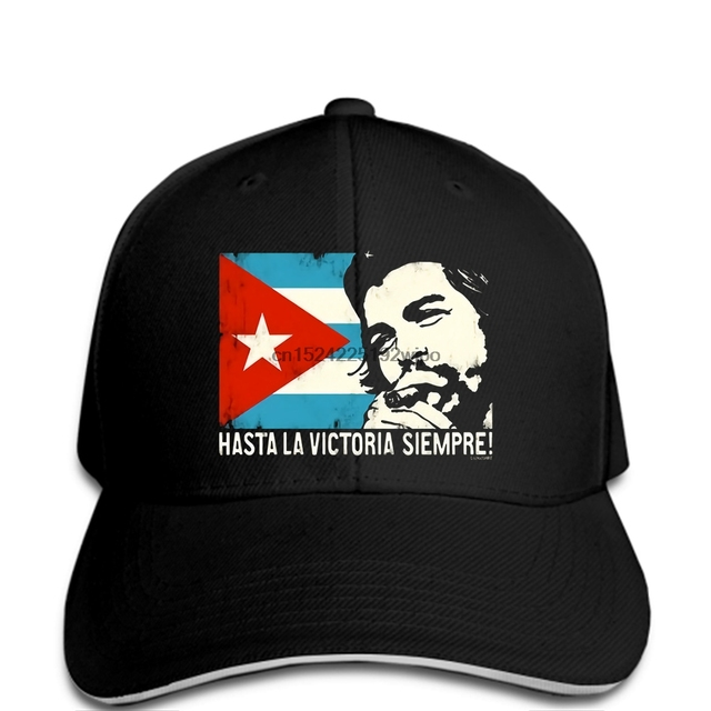 206a2aed7d8 US $9.9 |funny Baseball caps Che Guevara Cuban Flag Logo Men's cap-in Men's  Baseball Caps from Apparel Accessories on Aliexpress.com | Alibaba Group
