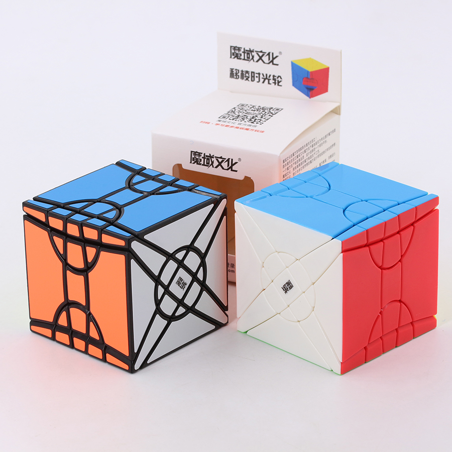 Moyu Fisher Time Wheel Cube 3x3x3 Magic Cube Professiona Specail Creative Puzzle Speed Cubes Educational Toys Gifts for KidsMoyu Fisher Time Wheel Cube 3x3x3 Magic Cube Professiona Specail Creative Puzzle Speed Cubes Educational Toys Gifts for Kids