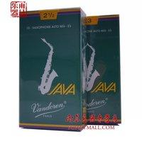 France Vandoren Green Box JavaEb Alto Saxophone Reeds