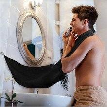 Beard Apron Hairdressing-Supplies Bathroom-Accessories Haircut Cape Household-Tools Waterproof