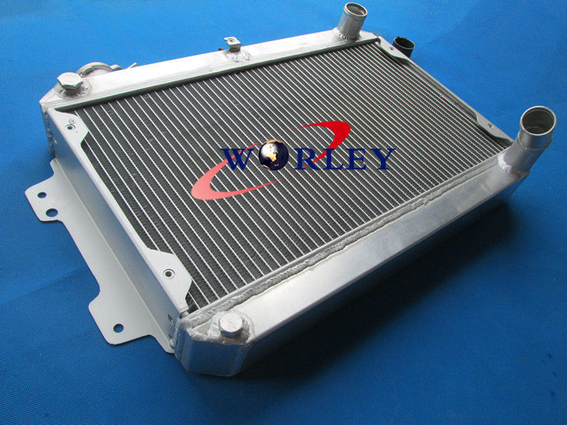 Fans For MAZDA RX7 RX-7 SA//FB S1//S2//S3 1979-1985 80 81 3 ROW Aluminum Radiator