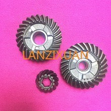3PCS Outboard Engine Gear Kit For Yamaha Parsun 30HP 2 Stroke Outboard Engine 61N-45560 61N-45570 61N-45551
