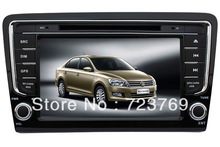 Special Car DVD Player for VW-New Santana 2013 with GPS/Bluetooth/IPOD