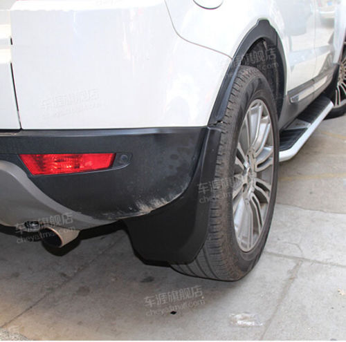 FIT FOR RANGE ROVER EVOQUE PURE PRESTIGE MUDFLAPS MUD FLAP SPLASH GUARD MUDGUARD Free Shipping lzh цена