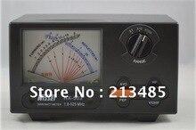Новый оригинальный, Тайвань, NISSEI RX 503 SWR/Watt Meter 1,8 525MHz 2/20/200W для двусторонней радиосвязи