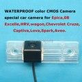 Cor CMOS Câmera Especial Para Chevrolet Epica/Cruze/Captiva/Lova/Faísca/Aveo/Cnjze/opala (Vectra)