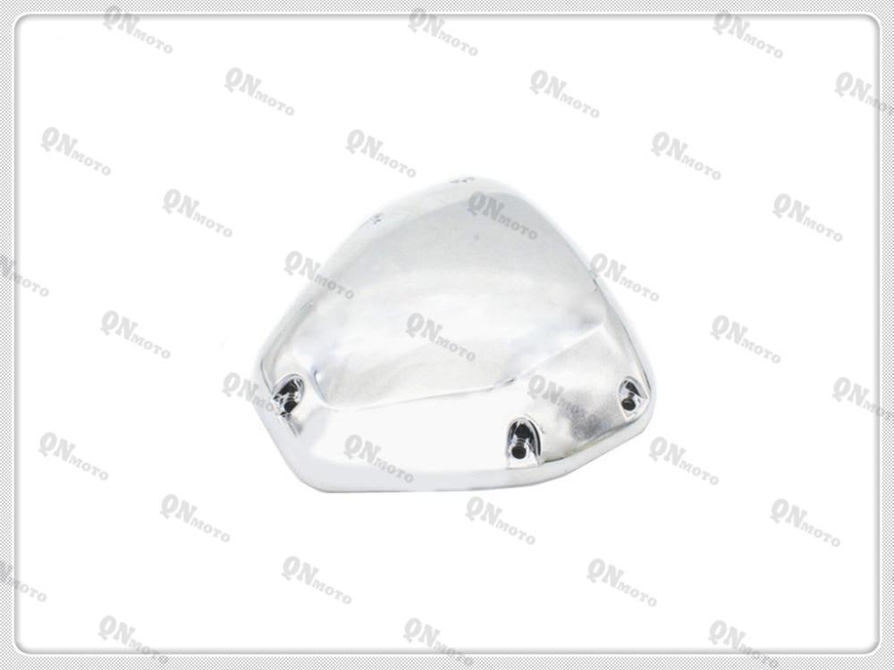 Мотоцикл хром Воздушный фильтр Крышка воздуха Чехол Очиститель впускного для х о н Д А VTX 1300 VTX1300 VTX1800 VTX 1800 2003-2008 04 05 06