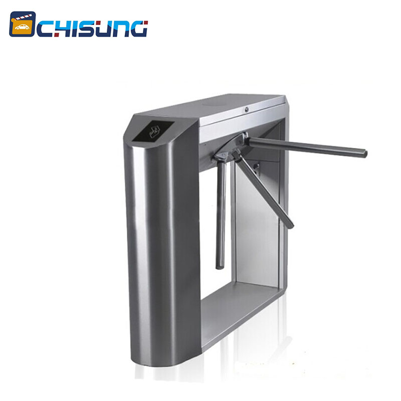 цена Bridge-type full automatic rfid card reader security turnstile gate coin operated