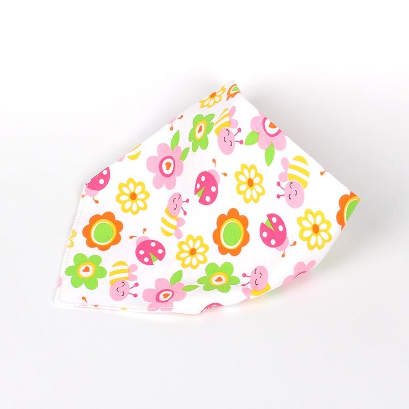 Baby Bibs High Quality Double Layers 100% Organic Cotton Design Absorbent Bandana Drool Bib Various Styles Cute Baby Bibs