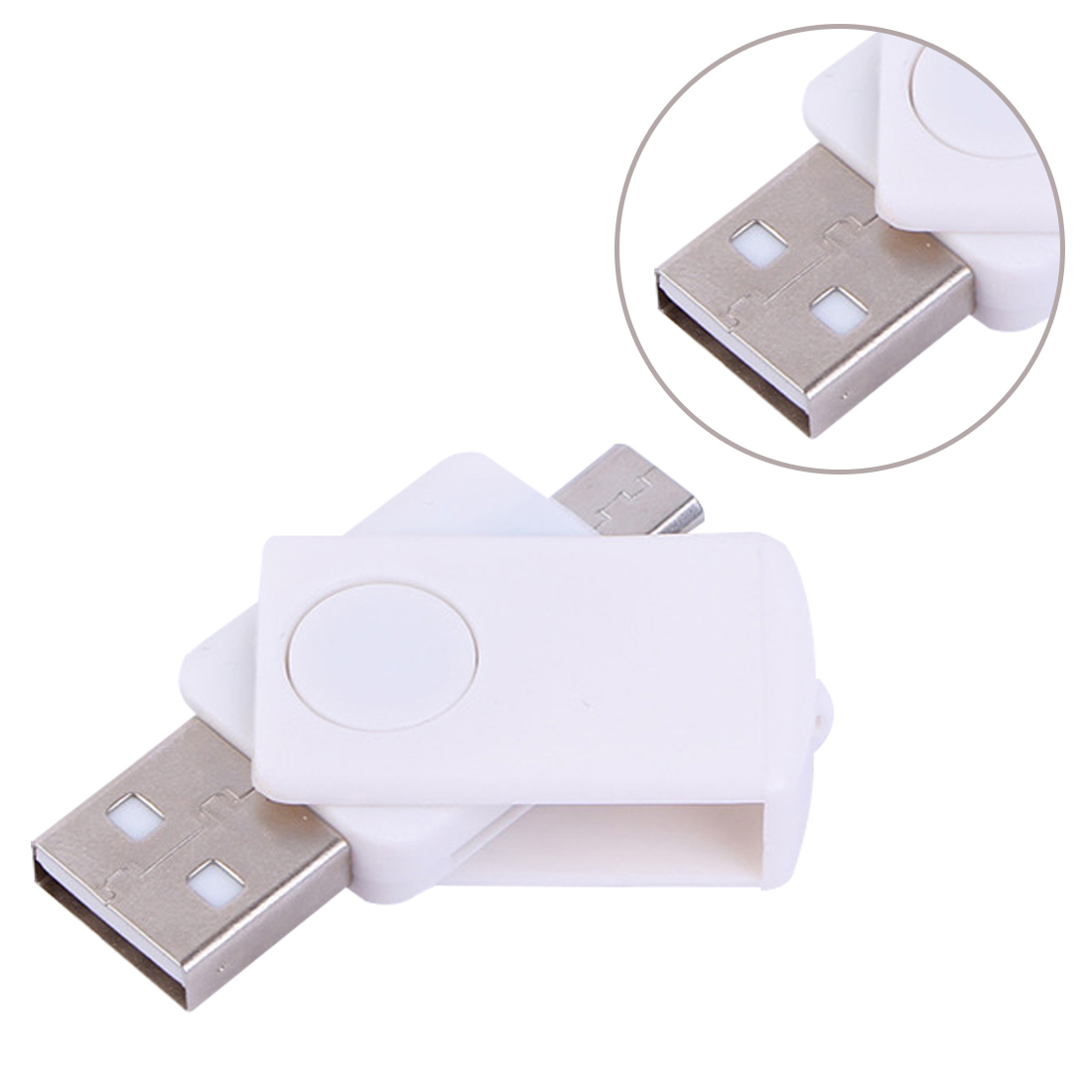Image 5 - Etmakit Mini USB Card Reader OTG Micro USB TF Card USB 2.0 Memory Card Adapter High Quality Connection Kit For PC Smartphone-in Card Readers from Computer & Office