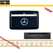 For Mercedes Benz A160 A180 A200 2012~2015 Car GPS Navigation Stereo Radio CD DVD Player 1080P HD Screen Original Design System