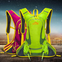 2017 Water Bag Outdoor Sports Women Men 8L Hydration Breathable Camping Cycling Water Bladder Backpack Bags