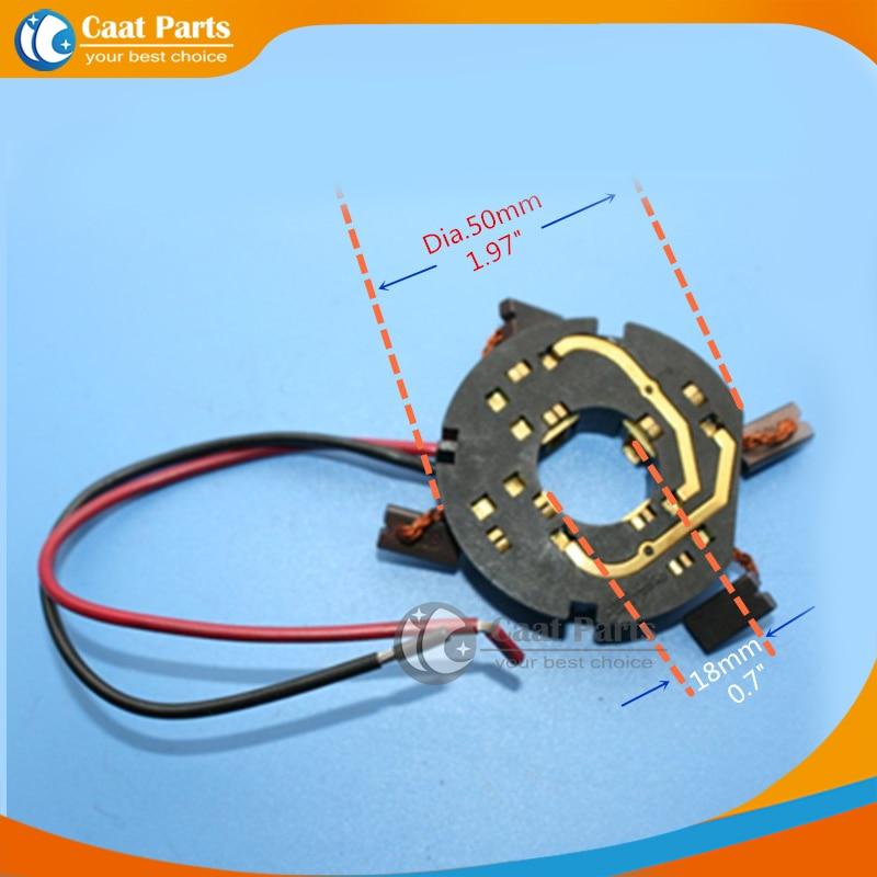 Reemplazo del portaescobillas de carbón Conjunto de la tarjeta del - Accesorios para herramientas eléctricas - foto 3
