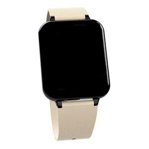 Image 2 - B57 CY05 Iwo 8 Smart Horloge Mannen Vrouw Fitness Smartwatch Hartslag Bloed Gezondheid Voor Huawei Samsung Sony Xiaomi Android telefoon