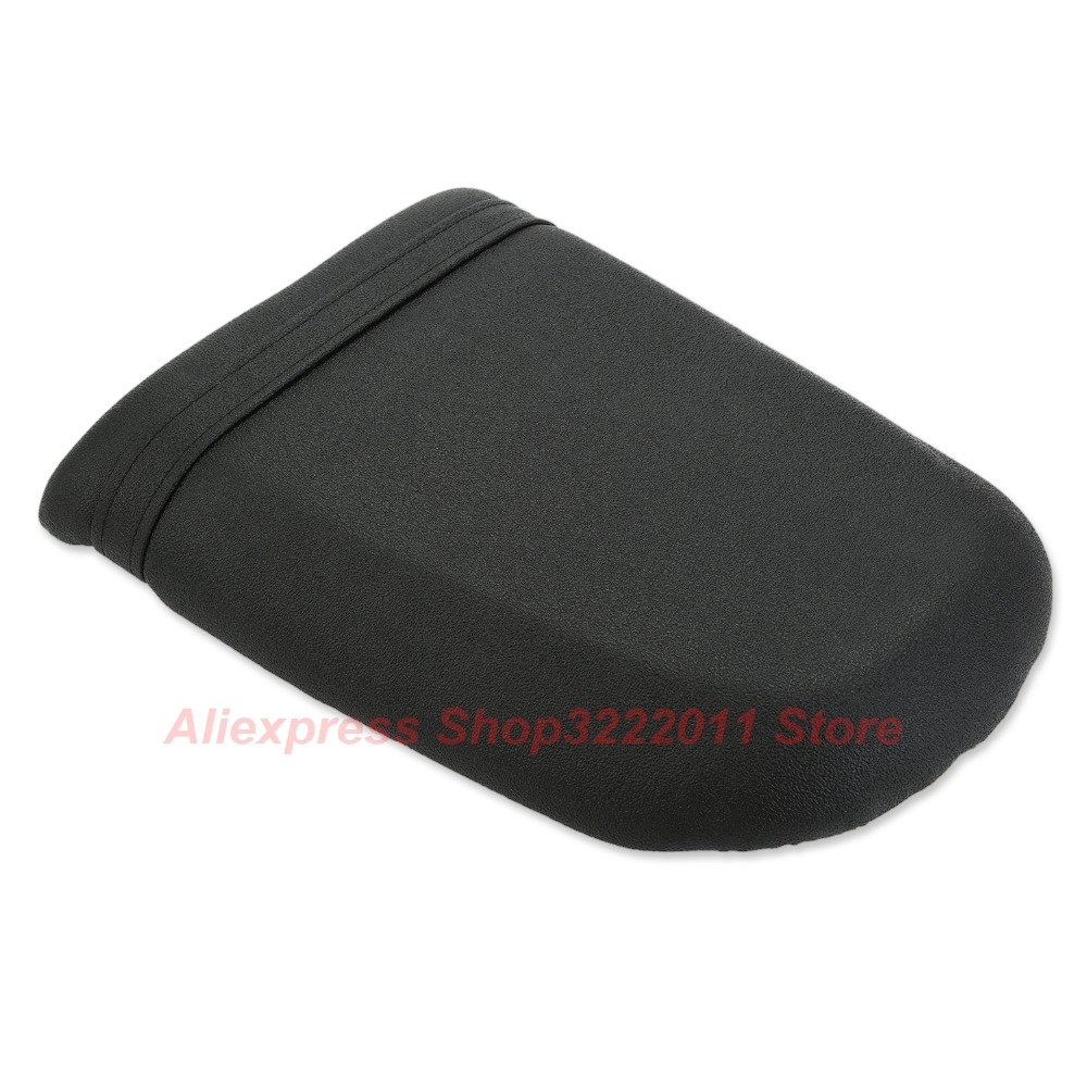 New Leather Rear Pillion For SUZUKI GSXR1000 2000 2001 2002 Passenger Seat Cover