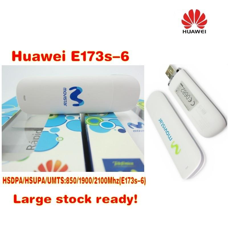 Πολλά από τα 50pcs ξεκλειδωμένο Huawei E173 7.2Mbps HSDPA 3G modem usb