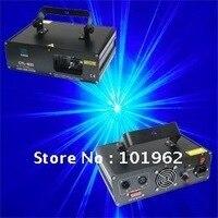 Profissional fornecimento de efeitos 450nm 300 mW Azul luz laser DJ KTV disco equipamento