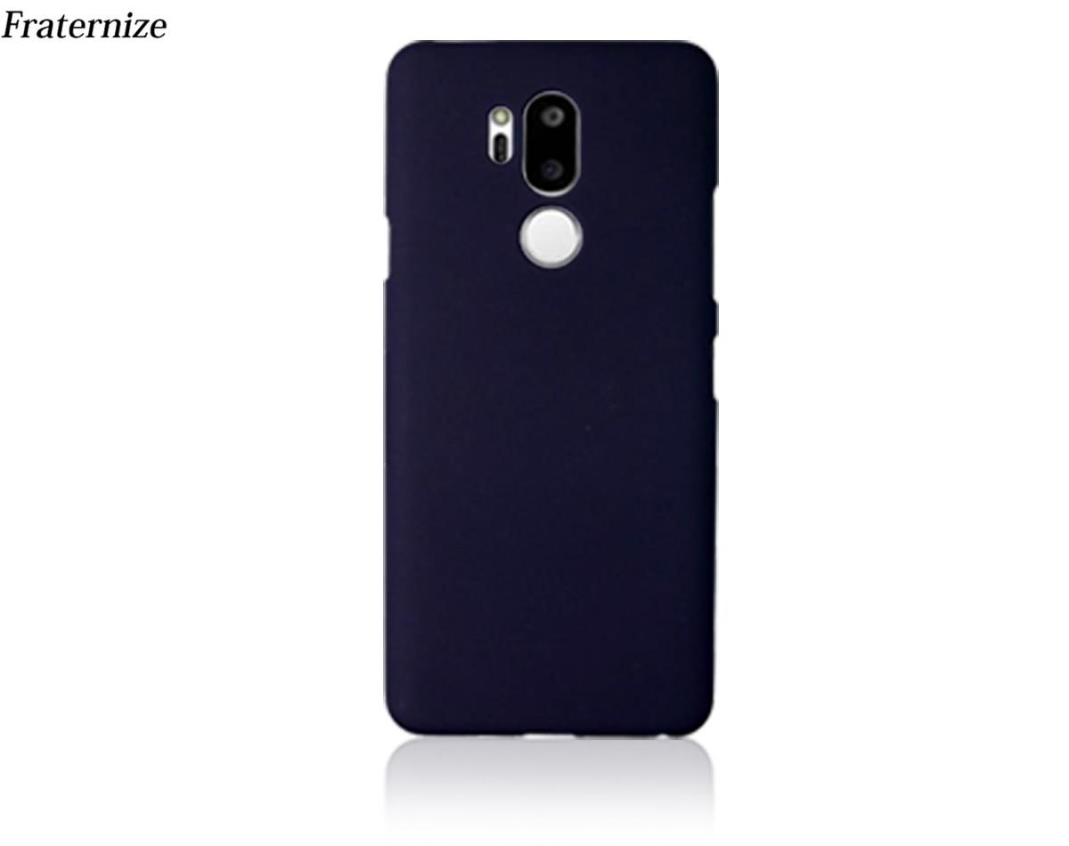 Matte Skin Phone Case For LG G7 G6 G5 G4 Beat Stylus G3 G2 Mini Q6 Q7 Q8 V10 V20 V30 NEXUS 5X G FLEX 2 Hard Plastic Back Cover
