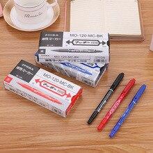 Pens Marker-Pen Stationery Art-Supplies Kids Kawaii Hook-Line Drawing-Set School Cute