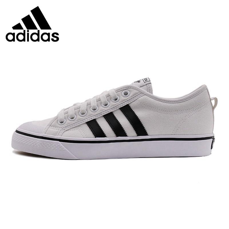 цены на Original New Arrival 2018 Adidas Originals NIZZA Men's Skateboarding Shoes Sneakers в интернет-магазинах