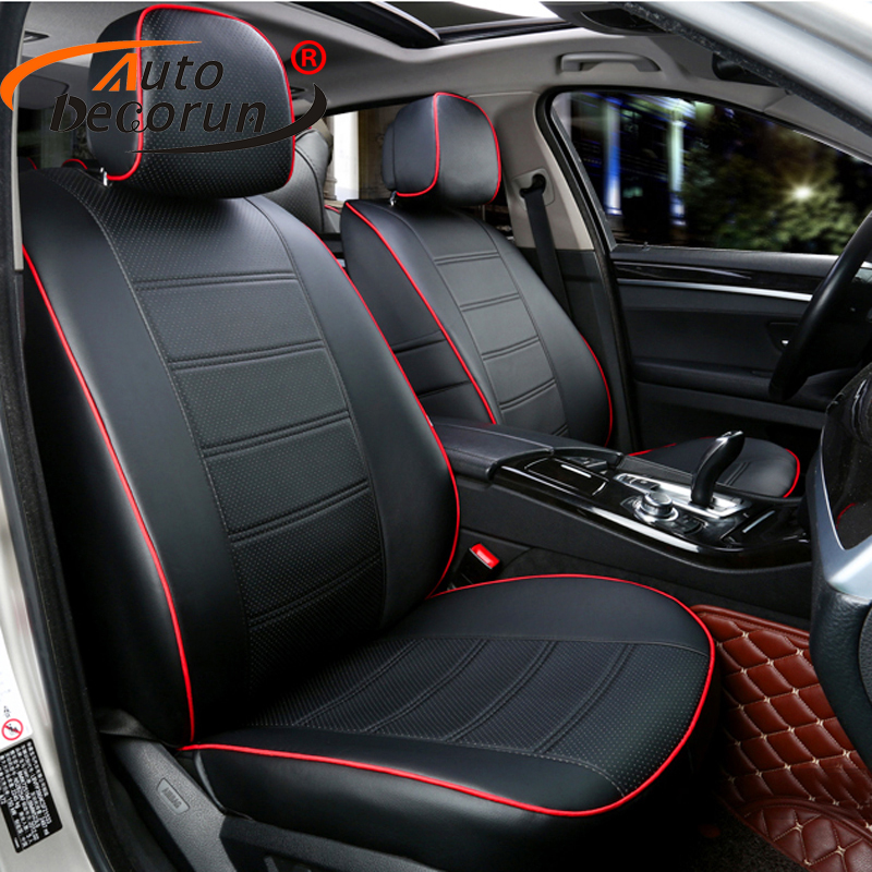 Car Seat Cover Sets >> Aliexpress.com : Buy AutoDecorun custom PU leather covers seat for BMW X6M accessories seat ...