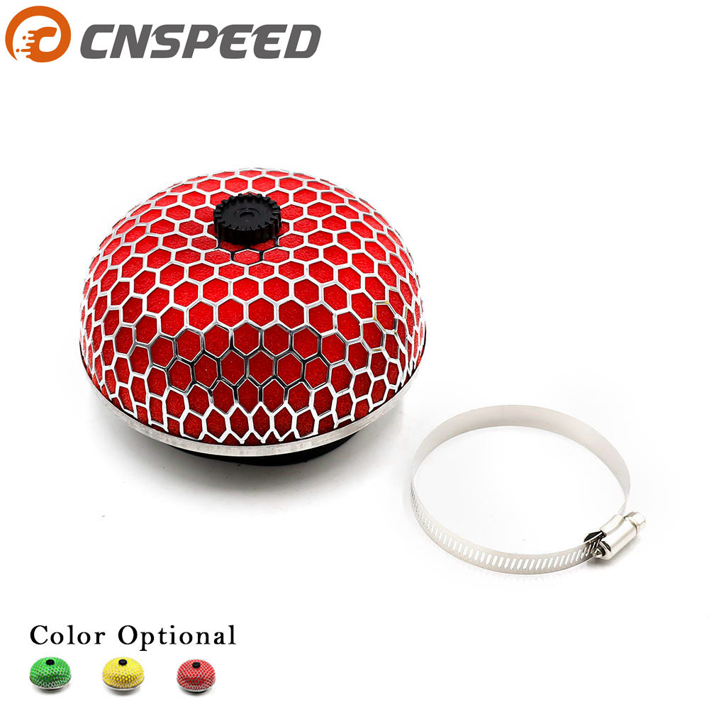 CNSPEED Universal <font><b>Air</b></font> <font><b>Filter</b></font> 3inch 76mm Mushroom head Universal Racing Car <font><b>AIR</b></font> <font><b>Filter</b></font> Flow <font><b>Air</b></font> intake System Reloaded Cleaner