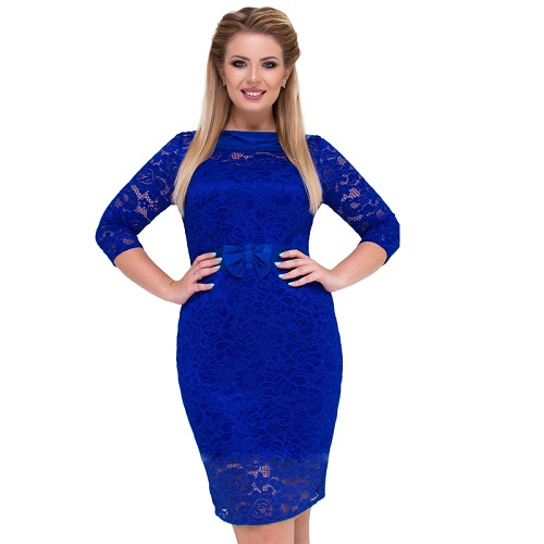 2018 Spring Summer Plus Size Women Dress Sexy Lace Dress Bodycon Bandage  Dress 5XL 6XL Big Size Evening Party Dress Vestidos-in Dresses from Women s  ... faf925fdbe1f
