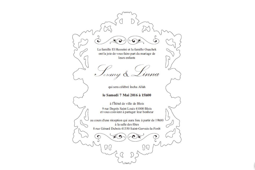 Compare Prices On Invitation Letter Designs- Online Shopping/Buy