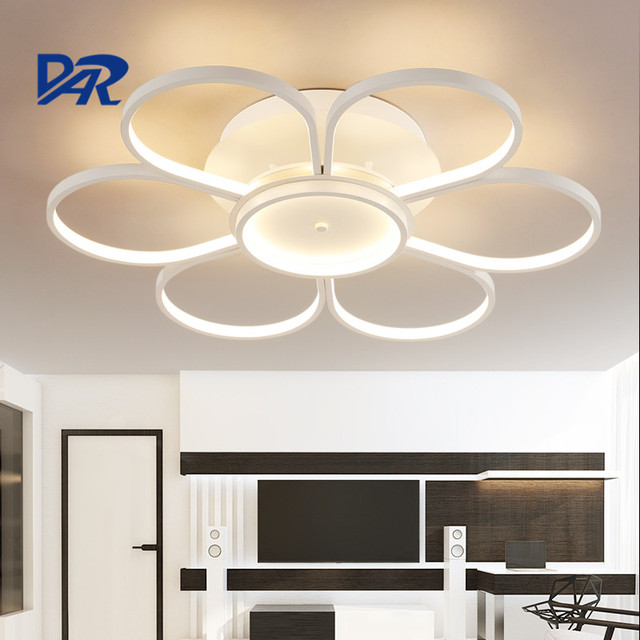 Dar 467 heads led acrylic ring ceiling light ac 110v 220v surface dar 467 heads led acrylic ring ceiling light ac 110v 220v surface aloadofball Gallery
