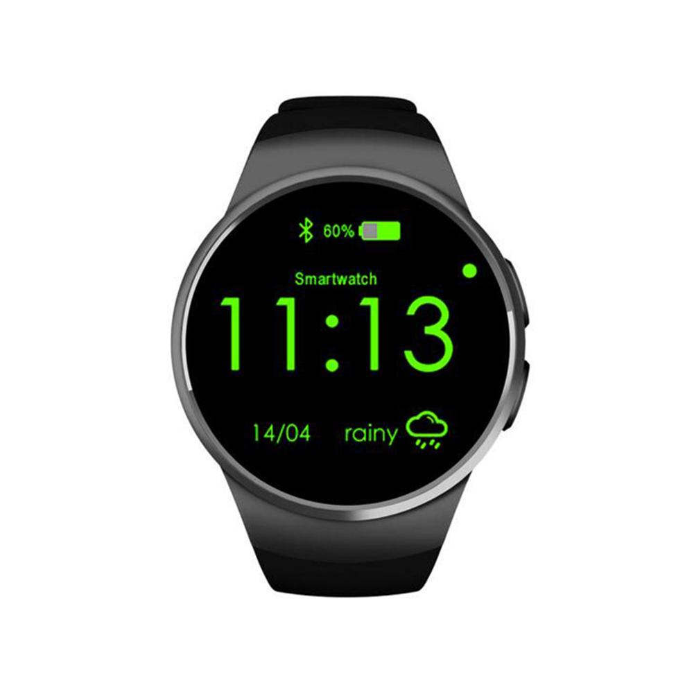 KW18 1.3inch Call Answer Pedometer Heart Rate Monitor Bluetooth Smart Watch GiftKW18 1.3inch Call Answer Pedometer Heart Rate Monitor Bluetooth Smart Watch Gift
