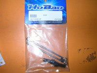 OFNA/HOBAO RACING 89009 CVD SHAFT, 2PCS for 1/8 HYPER M9 Free Shipping