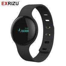 Exrizu Спорт H8 здоровья Bluetooth Smart Браслет Шагомер сна фитнес трекер часы Смарт-браслет для IOS Android-смартфон