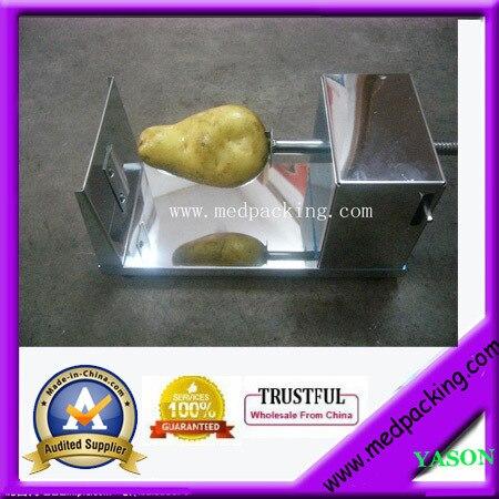 Новый стиль ручной Торнадо картофеля спираль резак/твист картофеля спирали фрезы